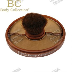 Body Collection bronzpúder duo + ecset 03