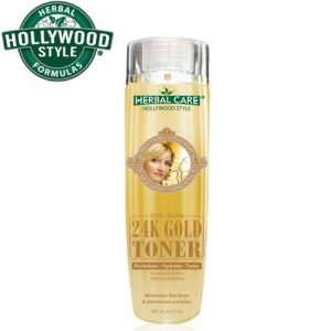 Hollywood Style Anti-Ageing 24K arany arctonik 200 ml