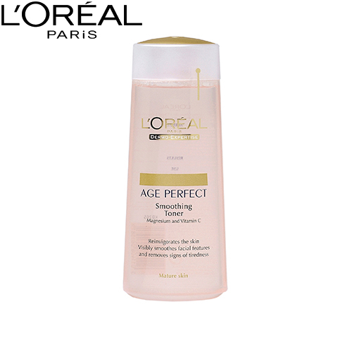Loreal Age Perfect frissítő arctonik 200 ml