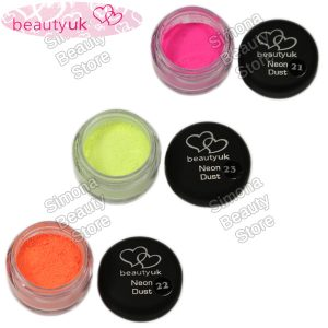 Beauty UK Eye Dust NEON matt szemhéjpúder Pigment