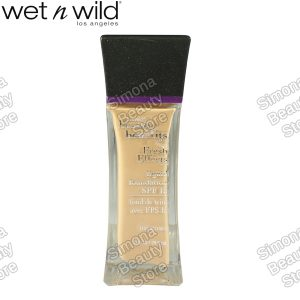 Wet N Wild Beauty Benefits Fresh Effects alapozó SPF 15 - Warm Natural