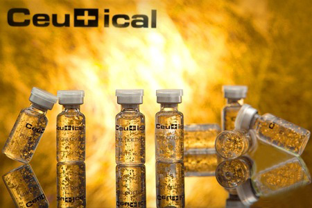 Ceutical 24K Pure Goldsome 24K arany szérum ampulla 10x3,8 ml
