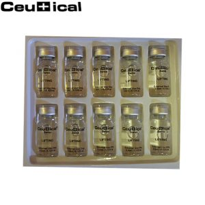 Ceutical Nano Lifting bőrfeltöltő Lifting szérum ampulla 10x3,8 ml