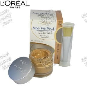 Loreal Age Perfect Visible Lift SPF 12 alapozó - 716 Honey Beige