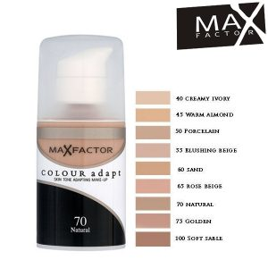 Max Factor Colour Adapt alapozó