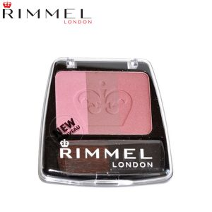 Rimmel Lasting Finish arcpirosító és Highlighter - 021 Summer Fever