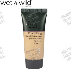 Wet N Wild Beauty Benefits Fresh Effects színezett hidratáló SPF 15 Warm